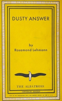 "cover of ""dusty answer"" by lehmann"