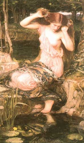 Lamia (Waterhouse)
