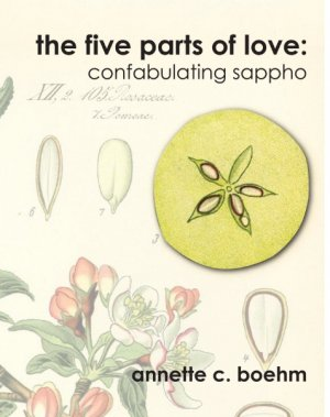 the five parts of love: confabulating sappho (chapbook)