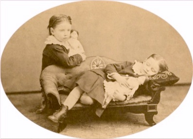victorian post-mortem photograph