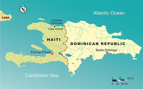 haiti-dr_map