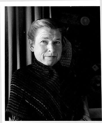 Josephine Miles (photo by Imogen Cunningham)