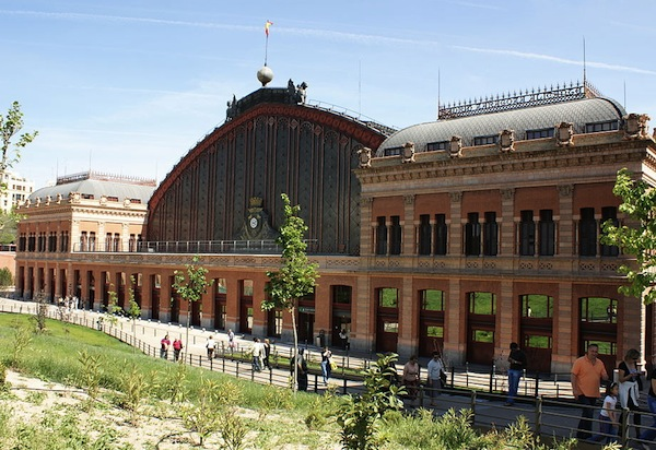 Atocha Station, Madrid