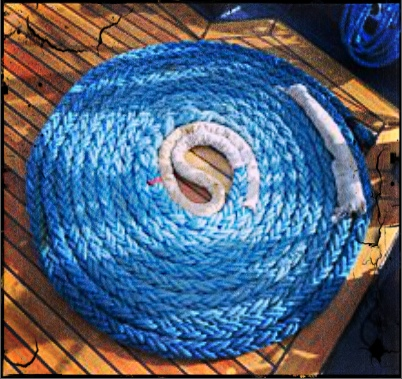 mooring rope (source: altered from wikimedia)