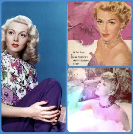 Hollywood actress Lana Turner (1921-1995)