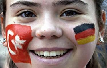A 3rd generation Turkish-German immigrant (photo: dpa)