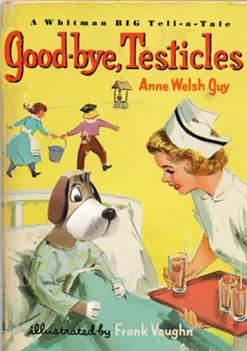 Every kid loves picture books about dogs, right?