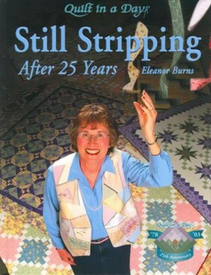 Of course this is a book on quilting. What were YOU thinking?