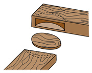 image of a biscuit joint