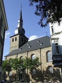 Evangelische Kirche Langenberg