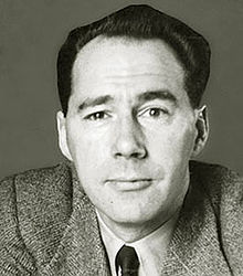 British author John Wyndham
