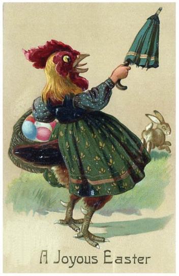 Vintage Easter Cards (6)